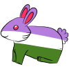 Genderqueer Bunny