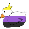 Nonbinary Duckling