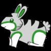 Demiromantic Bunny
