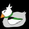 Demiromantic Duckling