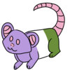 Genderqueer Mouse
