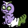 Genderqueer Caterpillar