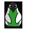 Demiromantic Penguin